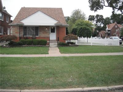 Dearborn Single Family Home For Sale: 10545 S Morrow Cir