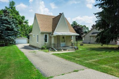 Rochester Hills Single Family Home For Sale: 3179 Martell Ave