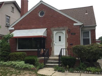 Dearborn Single Family Home For Sale: 22728 Wellington St