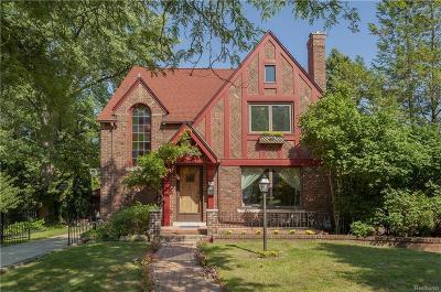 Dearborn Single Family Home For Sale: 306 Tannahill St
