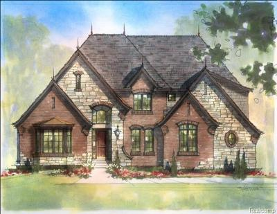 Single Family Home For Sale: 939 Majestic