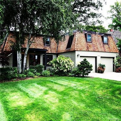 Birmingham Single Family Home For Sale: 711 Rivenoak St