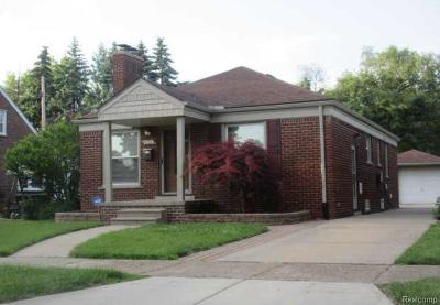 Allen Park Single Family Home For Sale: 15094 Garfield Ave