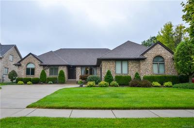 Shelby Twp Single Family Home For Sale: 52497 Charing Way
