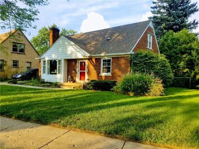Dearborn Single Family Home For Sale: 2030 Dacosta St