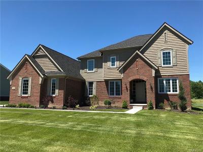 Oakland Twp Single Family Home For Sale: 648 Melrose Crt