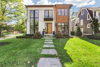 Birmingham Single Family Home For Sale: 511 Wallace St