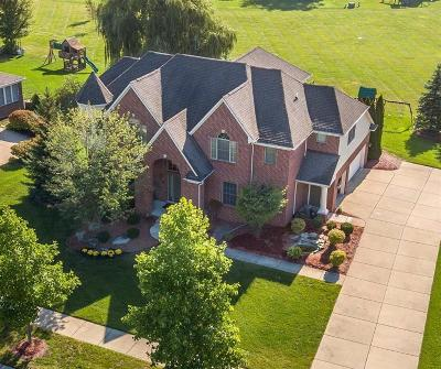 Canton Single Family Home For Sale: 1414 Tradition Dr
