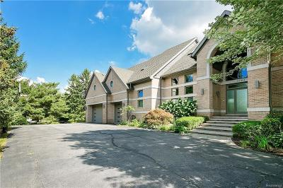Bloomfield Hills Single Family Home For Sale: 4763 W Wickford