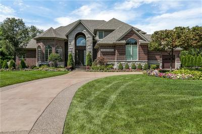 Bloomfield Hills Single Family Home For Sale: 2850 Berkshire Dr