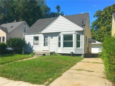 Royal Oak Single Family Home For Sale: 1424 S Campbell Rd