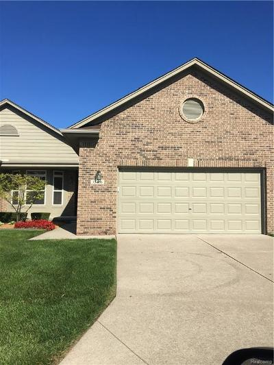 Sterling Heights Condo/Townhouse For Sale: 35406 Montecristo Dr
