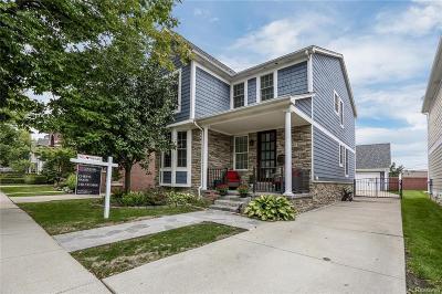 Birmingham Single Family Home For Sale: 1087 Bennaville Ave