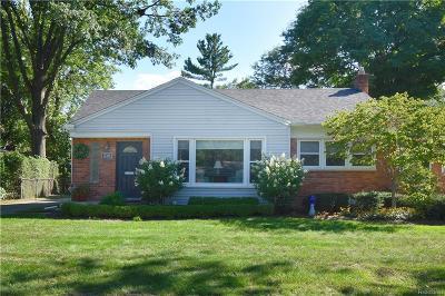 Beverly Hills Single Family Home For Sale: 17165 Buckingham Ave