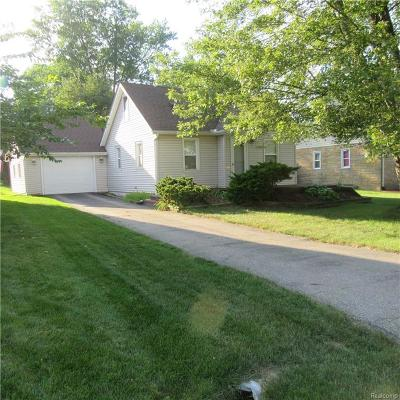 Waterford Single Family Home For Sale: 816 Ledyard St