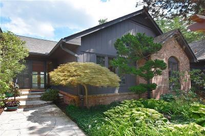 Bloomfield Hills Condo/Townhouse For Sale: 1887 Pine Ridge Ln