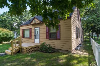 Waterford Single Family Home For Sale: 5733 Crescent Rd