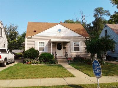Ferndale Single Family Home For Sale: 2223 Mahan St