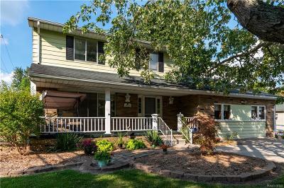 Saint Clair Single Family Home For Sale: 1512 Clinton Ave