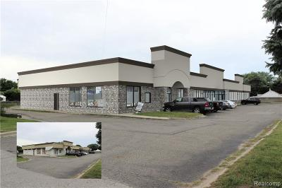 Shelby Twp Commercial Lease For Lease: 3882 Auburn Rd