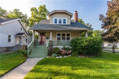 Ferndale Single Family Home For Sale: 1457 Albany St