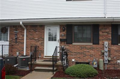 St. Clair Condo/Townhouse For Sale: 125 Cuttle Rd