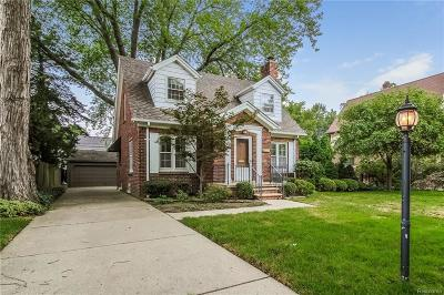 Dearborn Single Family Home For Sale: 22262 Long Blvd