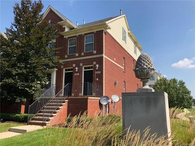 Troy Condo/Townhouse For Sale: 1377 Ashford Crt