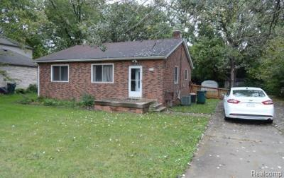 Troy Single Family Home For Sale: 2935 Wisconsin Rd