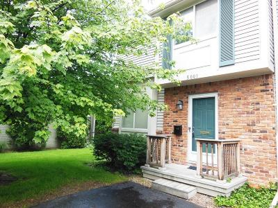Royal Oak Condo/Townhouse For Sale: 5001 Crooks Rd