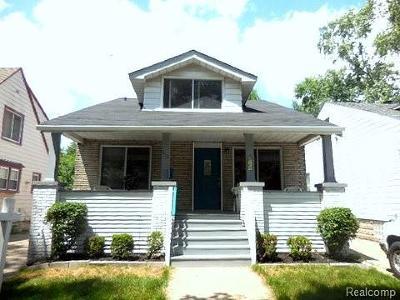 Ferndale Single Family Home For Sale: 310 W Bennett Ave