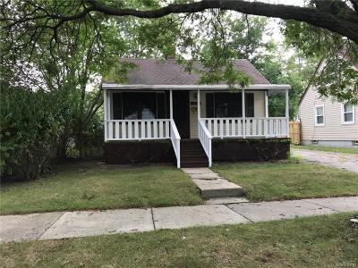 Ferndale Single Family Home For Sale: 1800 Channing St