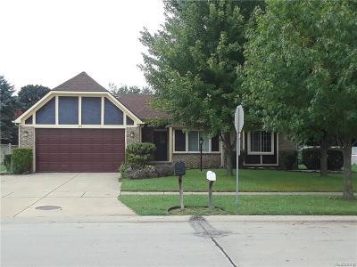 Belleville Single Family Home For Sale: 330 Harbour Pointe Dr