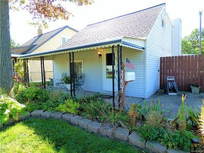 Warren Single Family Home For Sale: 23803 Winifred Ave