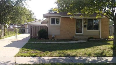 Saint Clair Shores Single Family Home For Sale: 23326 Allor St
