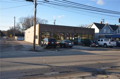 Harrison Twp Commercial Lease For Lease: 36673 Jefferson Ave