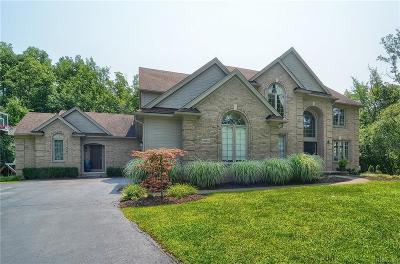 Franklin Single Family Home For Sale: 30006 Pondsview Dr