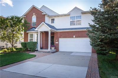 Farmington Hills Single Family Home For Sale: 21053 Marshview Dr