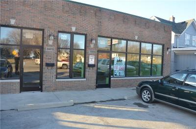 Harrison Twp Commercial Lease For Lease: 36675 Jefferson Ave