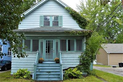 Royal Oak Single Family Home For Sale: 412 S West St