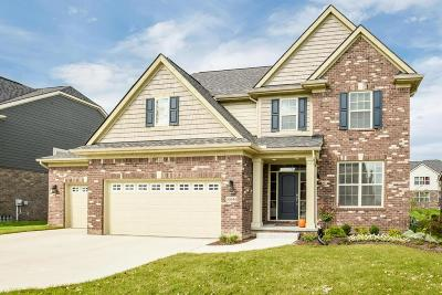 Canton Single Family Home For Sale: 50544 Woodford Dr
