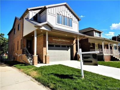 Dearborn Single Family Home For Sale: 4966 Orchard Ave