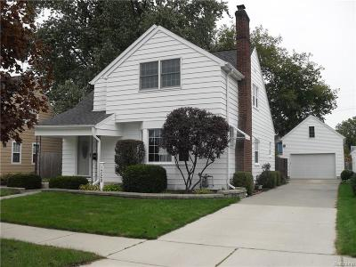 St. Clair Single Family Home For Sale: 1328 22nd St