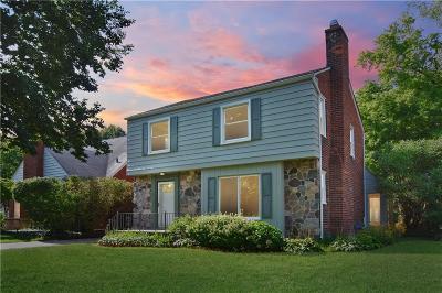 Grosse Pointe Farms Single Family Home For Sale: 371 Moross Rd