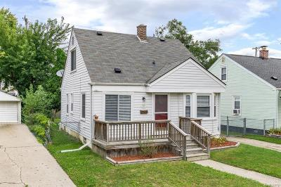 Ferndale Single Family Home For Sale: 2201 Manatee St