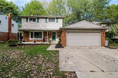 Southfield Single Family Home For Sale: 29985 Spring River Dr