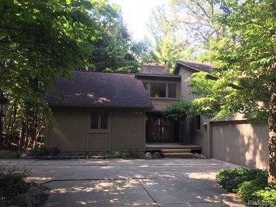 Farmington Hills Single Family Home For Sale: 24139 Locust St