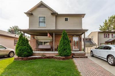 Dearborn Heights Single Family Home For Sale: 4422 Kingston St