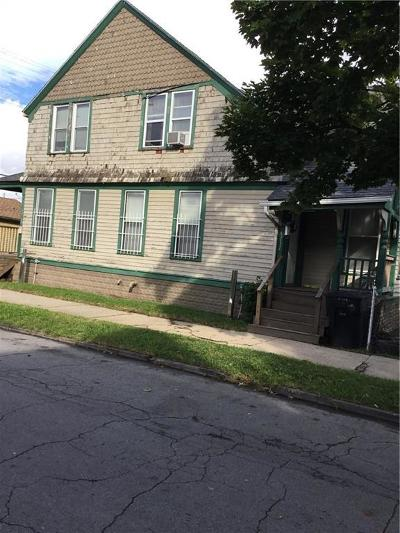 Detroit Multi Family Home For Sale: Sycamore St