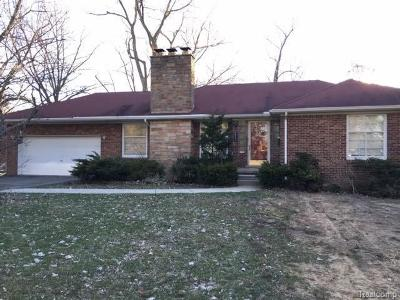 Dearborn Single Family Home For Sale: 273 S Beech Daly St